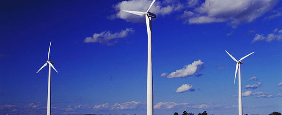 Energy efficiency and conversation- wind turbines